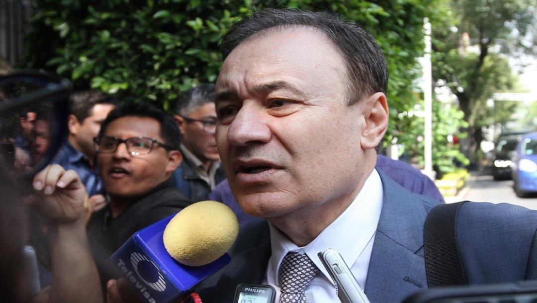 Durazo: Yo no puse el nombre de Felipe Calderón sobre la mesa por protestas de la Policía Federal