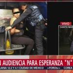 Foto: Alistan audiencia para mujer implicada en ataque en Artz Pedregal