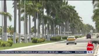 Altas temperaturas prevalecen en Campeche