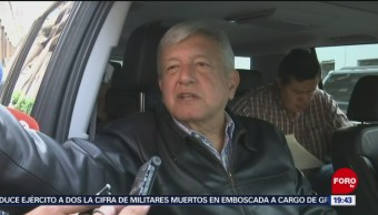 FOTO: AMLO dice que no ha leído declaraciones de Urzúa, 14 Julio 2019