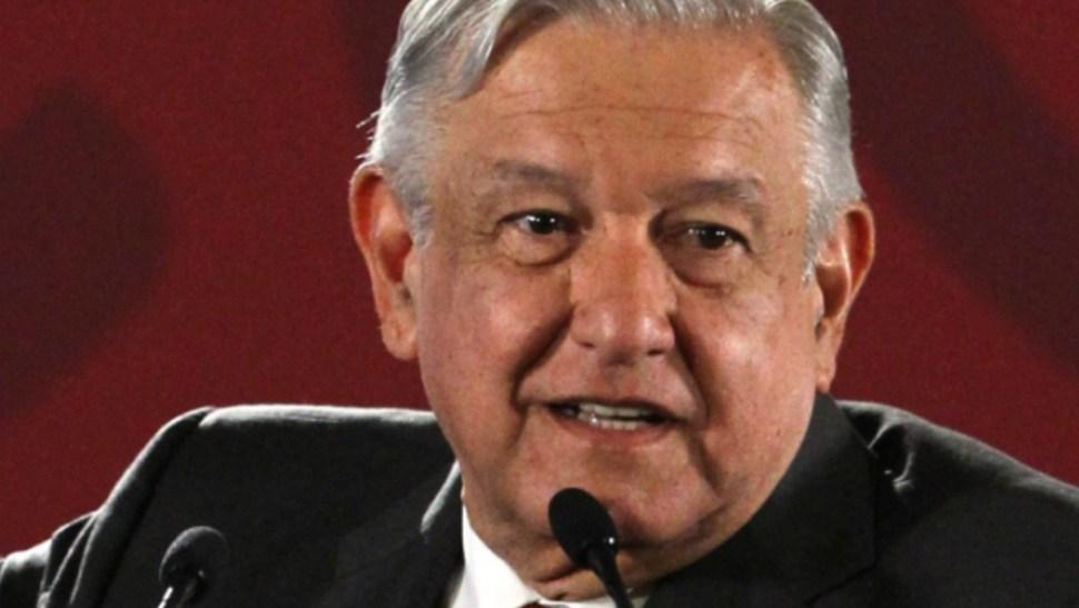 FOTO AMLO exige al 'Financial Times' que se disculpe con México (EFE)