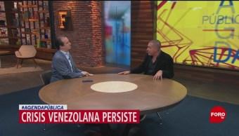FOTO: Análisis de la crisis política y económica venezolana, 7 Julio 2019