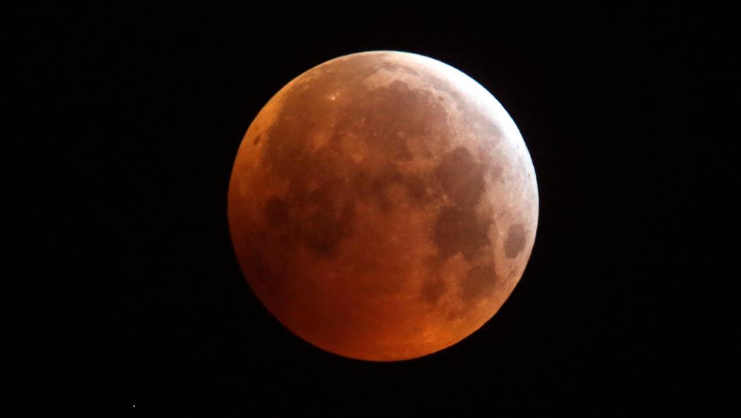 eclipse de luna visto desde francia 21 enero 2019