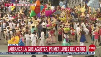 Arranca la fiesta de la Guelaguetza, en Oaxaca