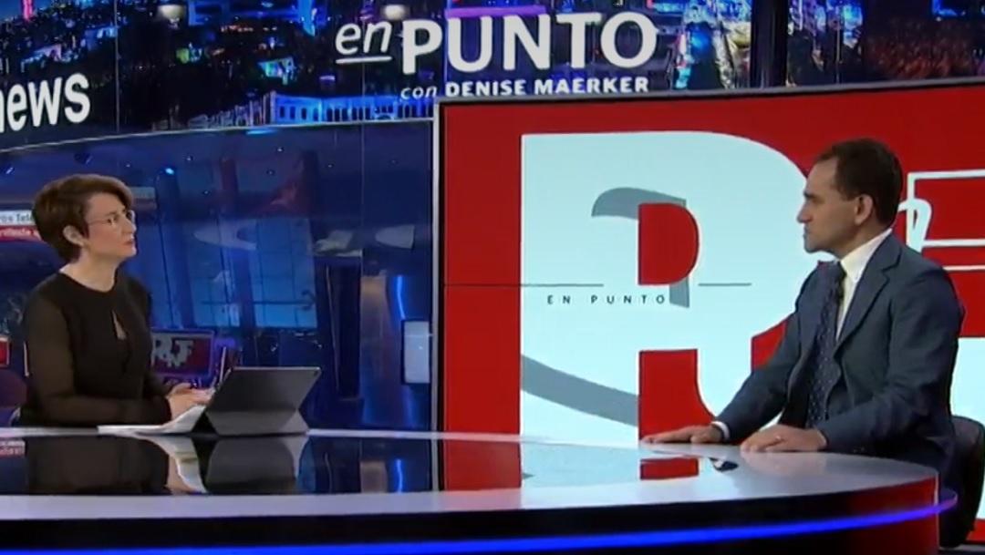 Video: Entrevista completa al nuevo secretario de Hacienda con Denise Maerker