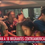 Foto: Migrantes Centroamericanos Tamaulipas 11 Julio 2019