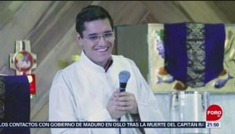 Foto: Asesinato Leonardo Avendaño Sacerdote 2 Julio 2019