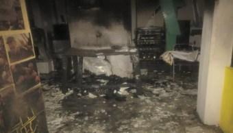 Atacan instalaciones del periódico El Monitor de Parral,
