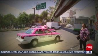 Foto: Aumentan Asaltos Taxis Cdmx 16 Julio 2019