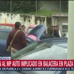 Foto: Auto Balacera Artz Reporte Robo 26 Julio 2019