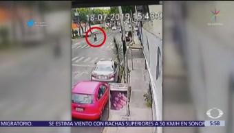 Automovilista forcejea con delincuentes y evita robo en alcaldía Tlalpan, CDMX