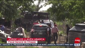 Autoridades de Chiapas recuperan hectáreas invadidas