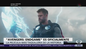 'Avengers: Endgame' podría romper récord de 'Avatar'