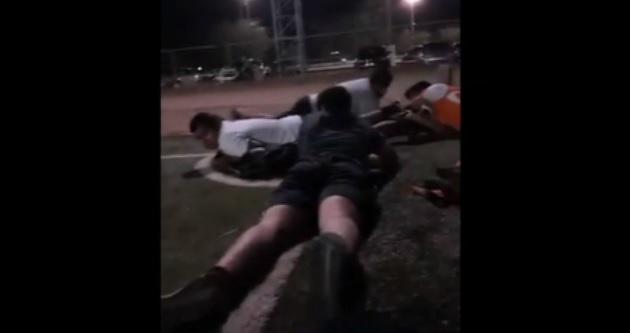 Balacera durante juego en Sonora