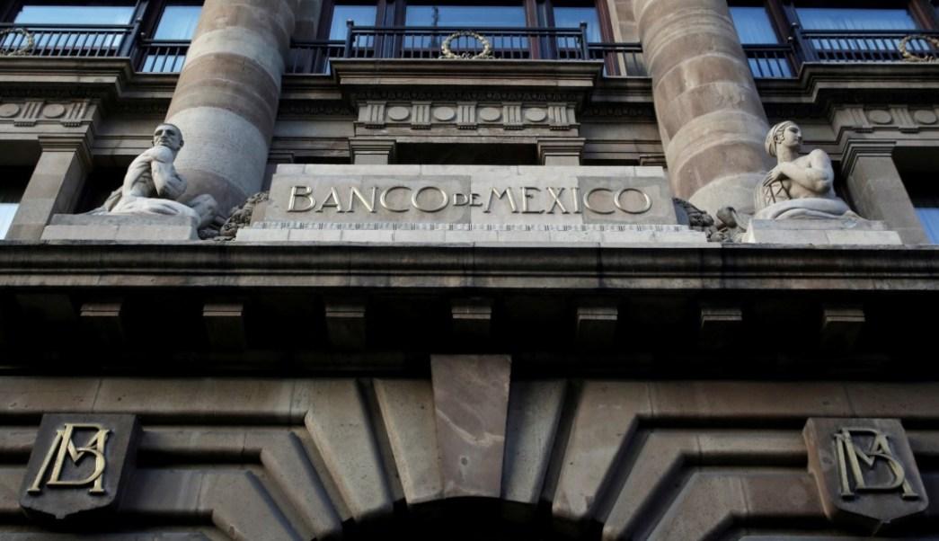 Foto: Fachada del Banco de México, Banxico. 27 de junio de 2019, Ciudad de México