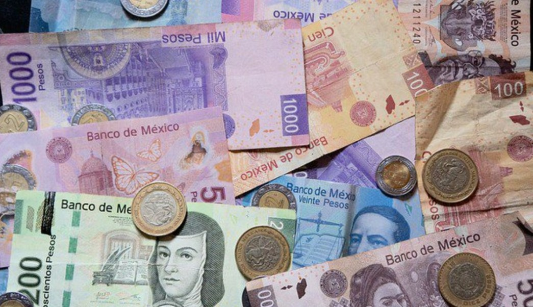 Foto: Billetes y monedas mexicanos, 1 de julio de 2019
