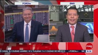 Foto: Bolsa Mexicana retroceden por tensiones comerciales