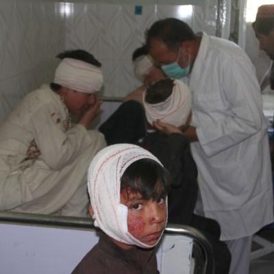 Al menos 12 muertos y 179 heridos en ataque talibán en Afganistán