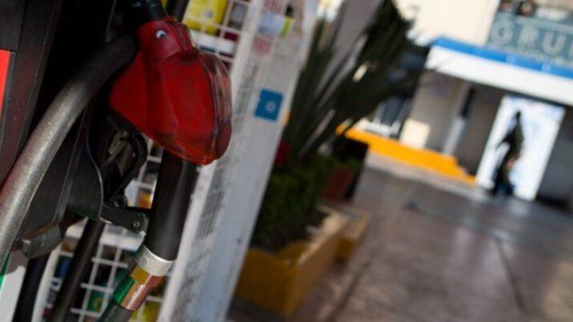 Foto: Bombas de gasolina, 3 de enero de 2017, Ciudad de México