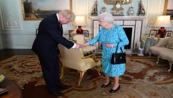 Foto Boris Johnson asume el cargo de primer ministro británico 24 julio 2019