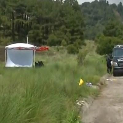 Operativo de búsqueda y rescate de joven desaparecida en Tlalpan