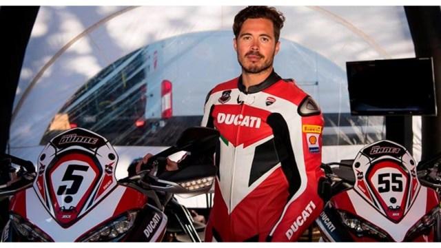 FOTO Muere piloto de Ducati, Carlin Dunne, durante Pikes Peak (Road Races)