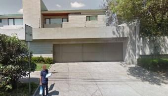 Intentan robar casa de Angélica Rivera; hay detenidos
