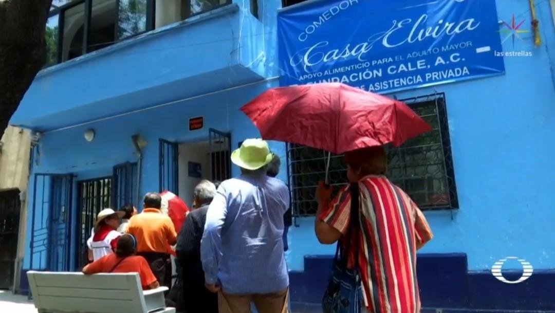 Casa Elvira, un comedor y espacio de esparcimiento para adultos mayores