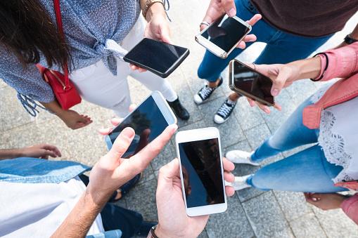 Foto: combate al robo de celulares en CDMX, 8 de julio 2019. Getty Images