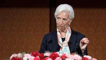 Foto: Christine Lagarde,directora del Fondo Monetario Internacional, 8 de junio de 2019, Japón