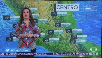 Clima Al Aire: Lluvias intensas en gran parte de México