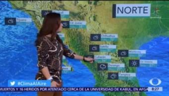 Clima Al Aire: Onda tropical deja lluvias en costas del pacífico