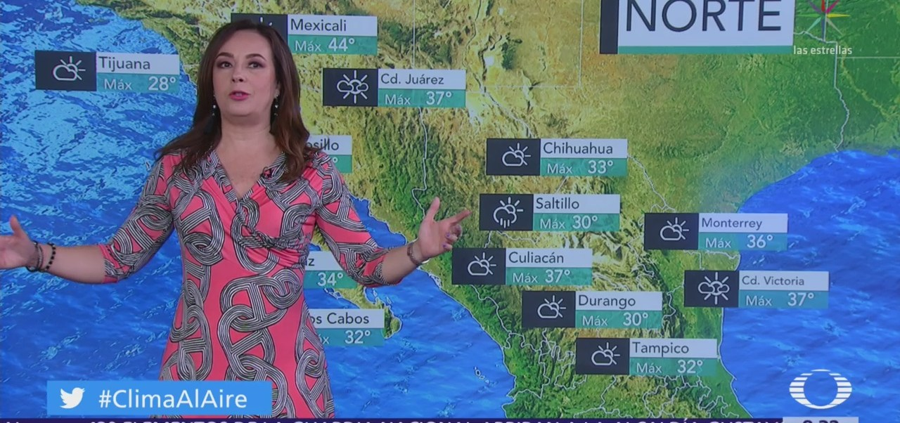 Clima Al Aire: Valle de México registrará lluvias
