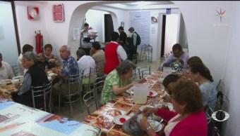 Foto: Comedor Elvira, Espacio Esparcimiento Para Adultos Mayores