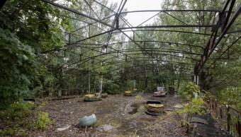 Foto Chernóbil Plantas 10 Julio 2019