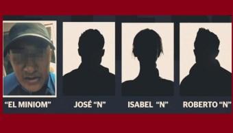 Detienen a cuatro presuntos cómplices de 'El Chocorrol' en el Metro