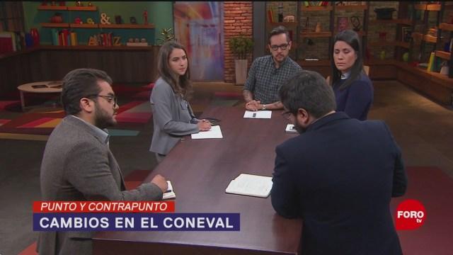 Foto: Coneval Recortes Cambio Titular Gonzalo 24 Julio 2019