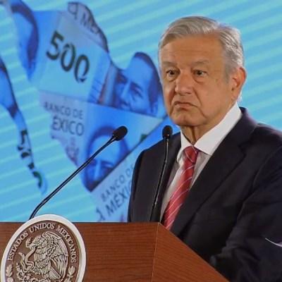 AMLO destaca crecimiento económico tras informe del INEGI