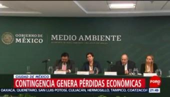 Foto: Contingencia Ambiental Repercute Estabilidad Económica Cdmx 9 julio 2019