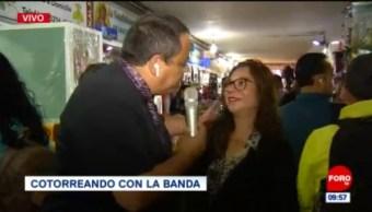 #CotorreandoconlaBanda: 'El Repor' suelto en Chapultepec