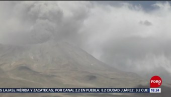 FOTO: Crece alerta por incremento de actividad del volcán Urbinas, 20 Julio 2019