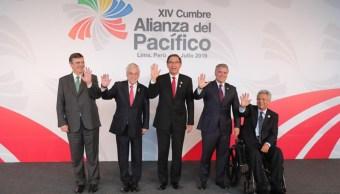 Foto: Ecuador será nuevo miembro de la Alianza del Pacífico, 6 de julio de 2019 (EFE)