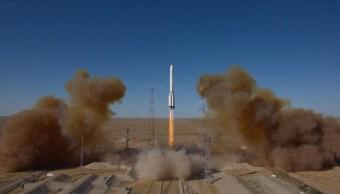 Foto: El lanzamiento fue realizado en el cosmódromo de Baikonur, el 13 de julio de 2019 (Twitter @roscosmos)
