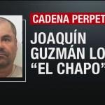 Dan cadena perpetua a 'El Chapo' Guzmán