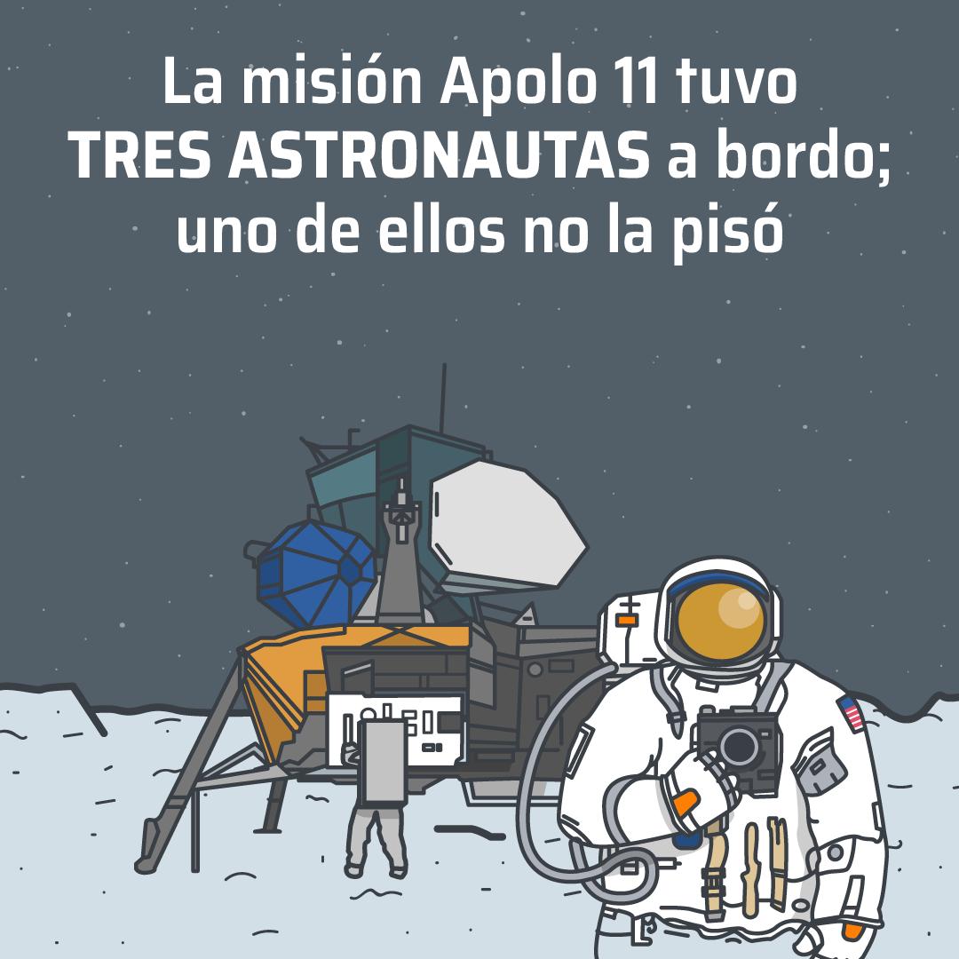 datos curiosos de la llegada del hombre a la luna 2