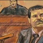 Foto: Defensa El Chapo Guzmán Apela Sentencia Cadena Perpetua 22 Julio 2019