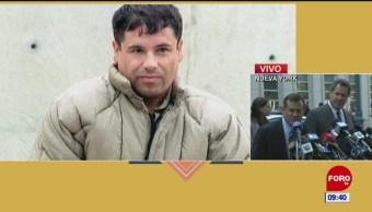 Defensores de 'El Chapo' denuncian condiciones inhumanas