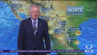 Despierta con Tiempo: Chubascos y tormentas afectarán al Valle de México