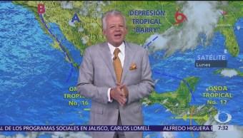 Despierta con Tiempo: Pronostican lluvias en el Valle de México