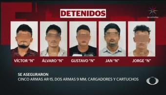 Foto: Detienen Personas Secuestro Call Center Cancún 3 Julio 2019